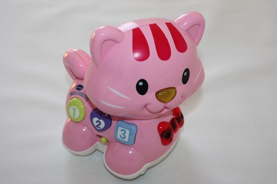 jouet chat filou minou
